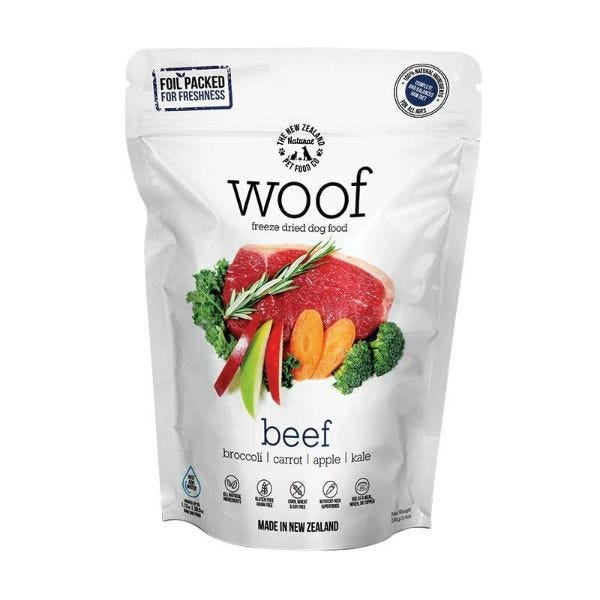 Freeze Dried Raw Beef - 50g