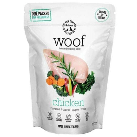 Freeze Dried Raw Chicken Dog - 50g