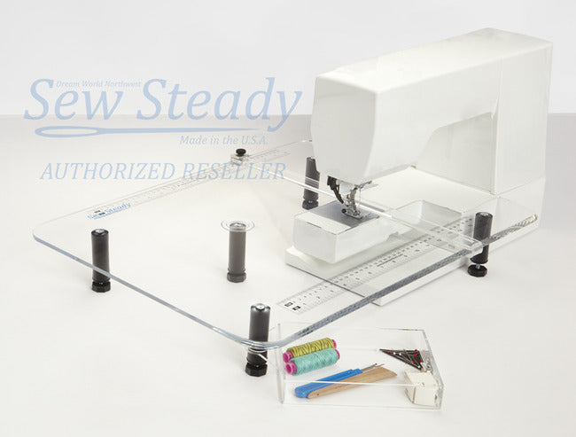 "SEW STEADY TABLE - LARGE 18"" X 24"""