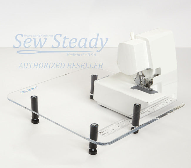 "SEW STREADY PORTABLE TABLE - GIANT - 32"" x 24"""