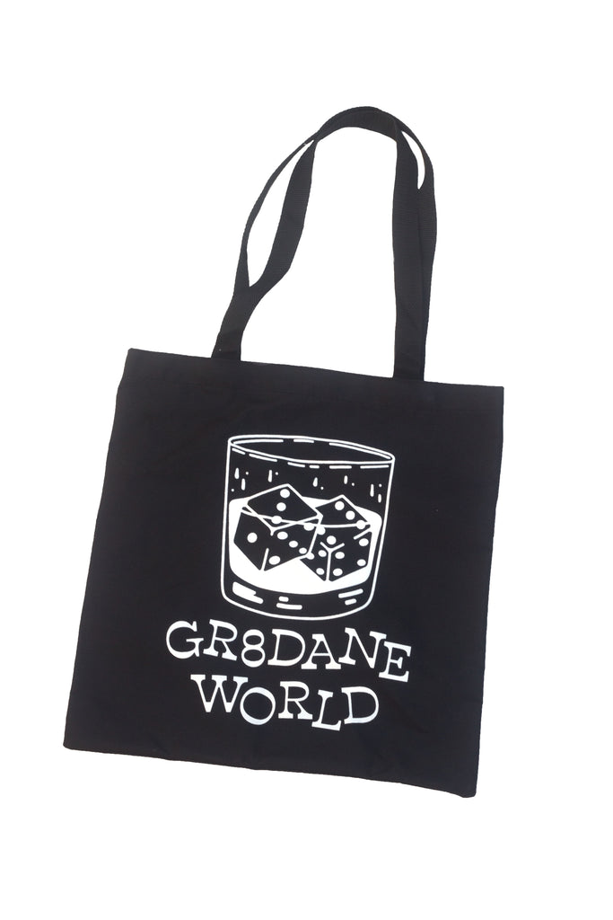 CHAOTIC NO GOOD X GR8DANE WORLD RECYCLED TOTE