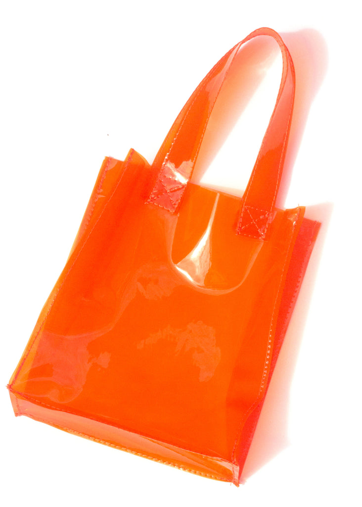 TONI TINY TOTE - ORANGE JULIUS