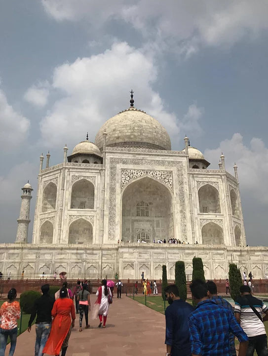 India Trip 2017 - Day ONE-der of the World