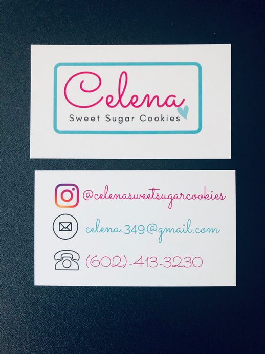 Basic Business Cards
