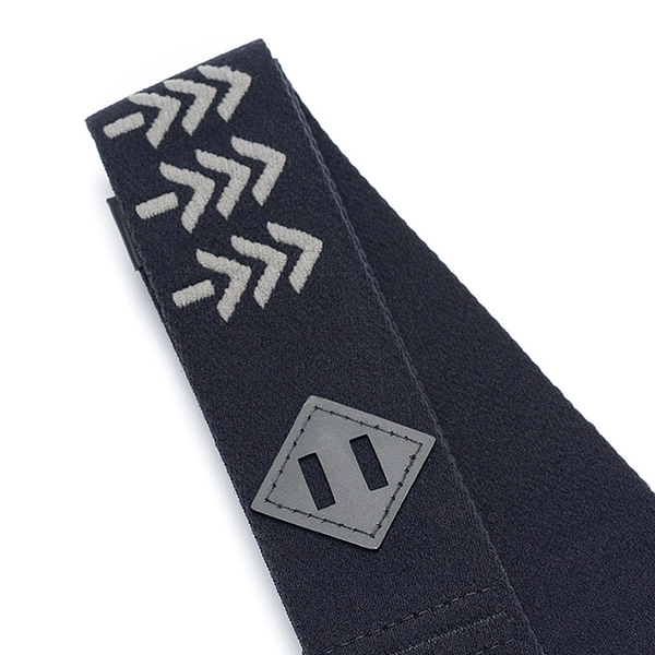 Blackwood Belt - Black/Grey