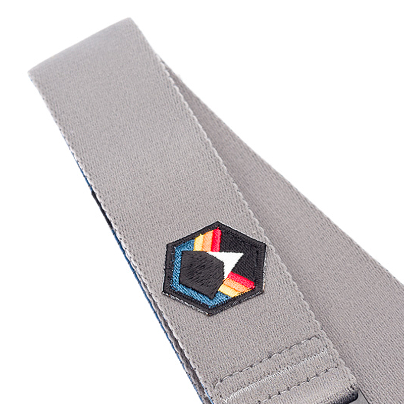 Rambler Belt - Grey/Rainbow