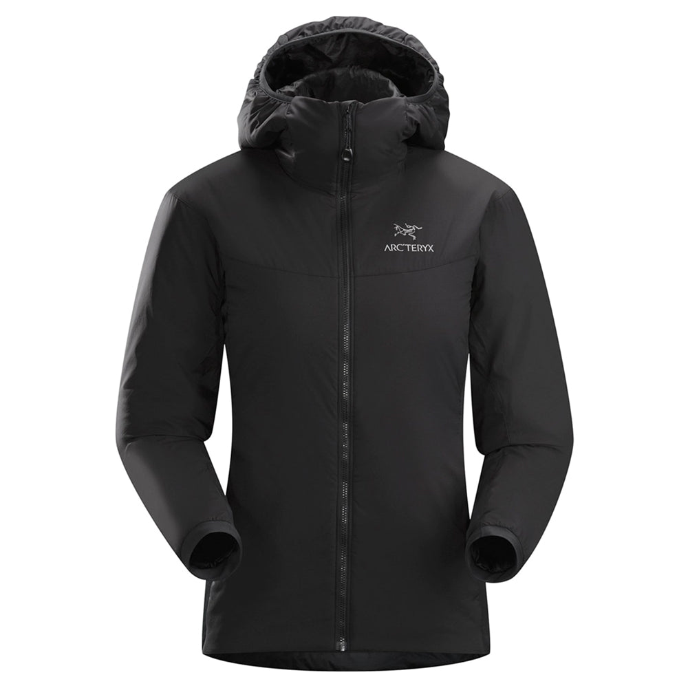 Women's Atom LT Hoody - Black