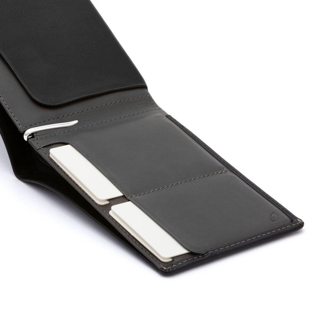 Travel Wallet - Black - RFID