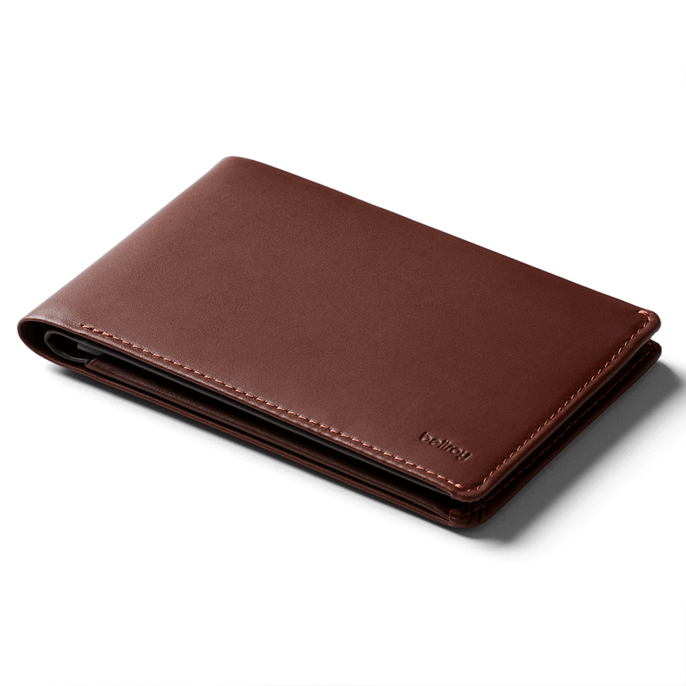 Travel Wallet - Cocoa - RFID