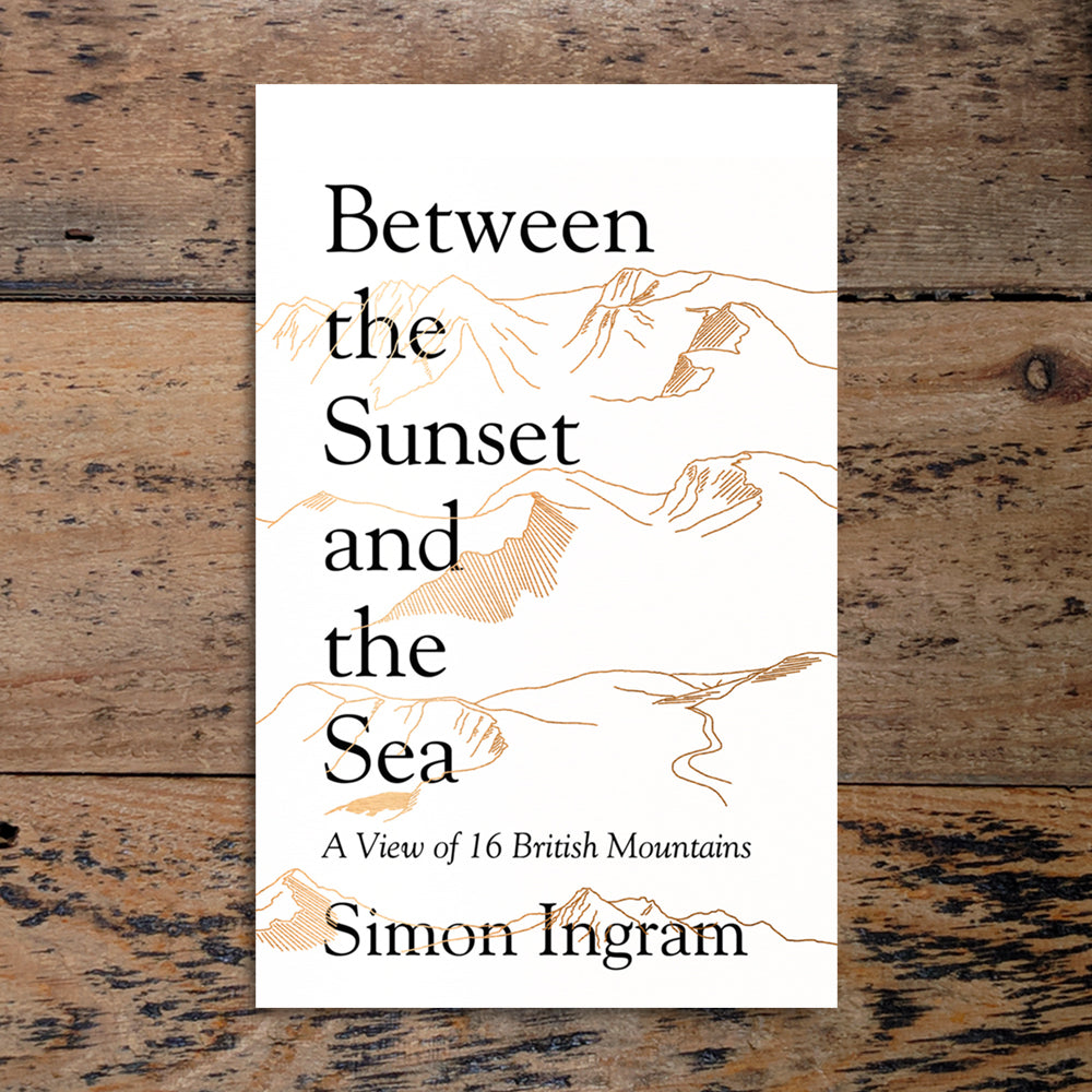 Between The Sunset And The Sea - Simon Ingram