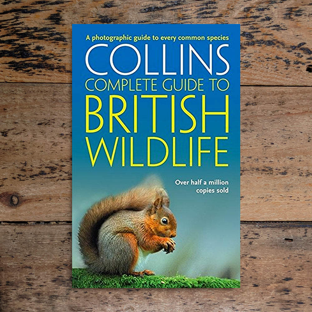 Complete Guide To British Wildlife - Collins