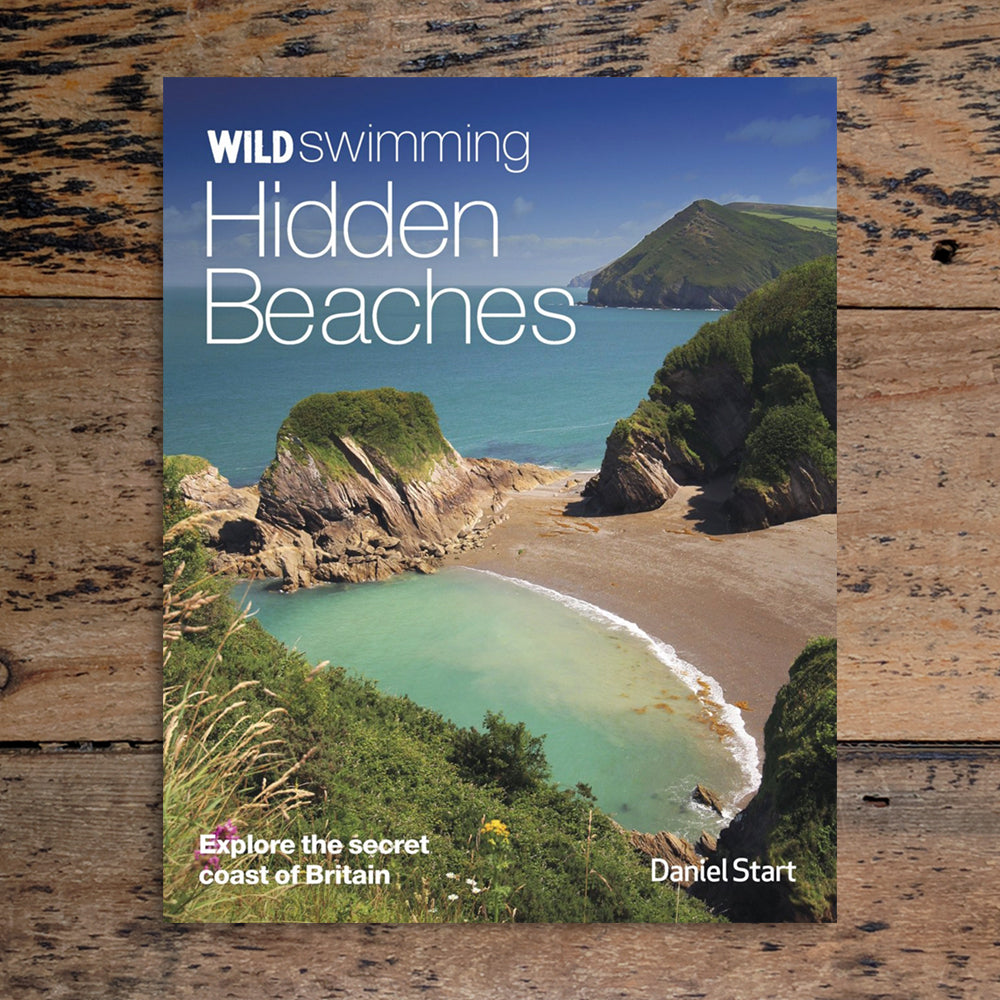 Wild Swimming: Hidden Beaches - Daniel Start