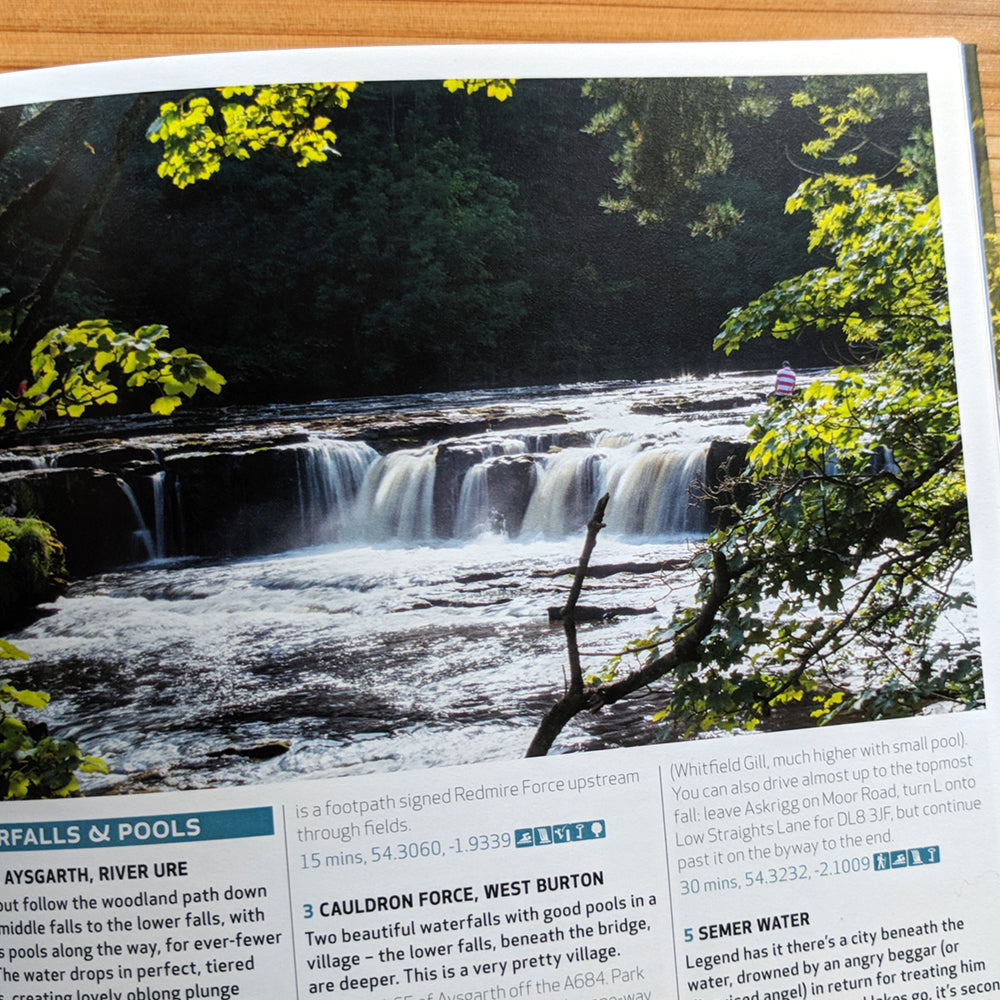 Wild Guide - Lake District And Yorkshire Dales