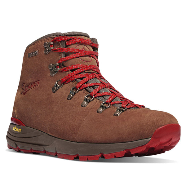 Mountain 600 - Brown / Red