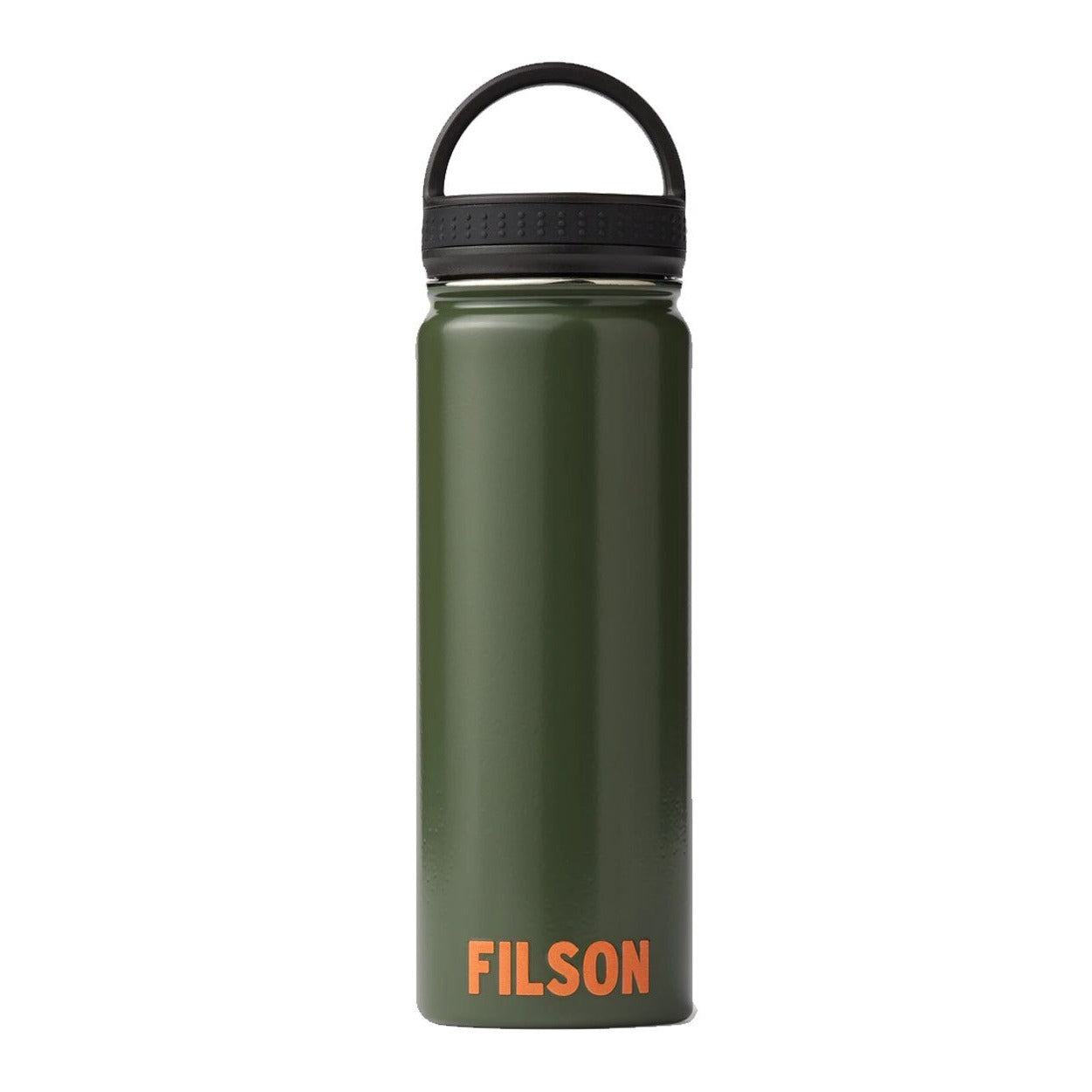 Smokey Bear Insulated Water Bottle - Olive