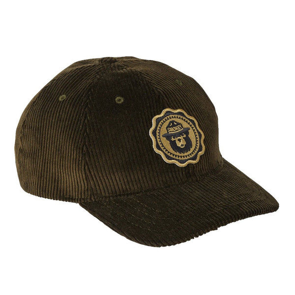 Smokey Bear Low-Profile Cap - Dark Olive