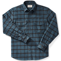 Alaskan Guide Shirt - Midnight/Black Plaid