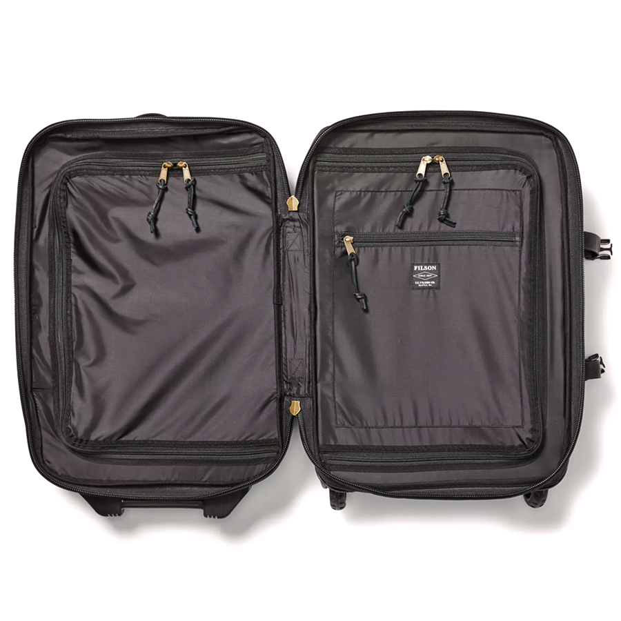 Dryden 2-Wheel Carry-On Bag - Dark Navy