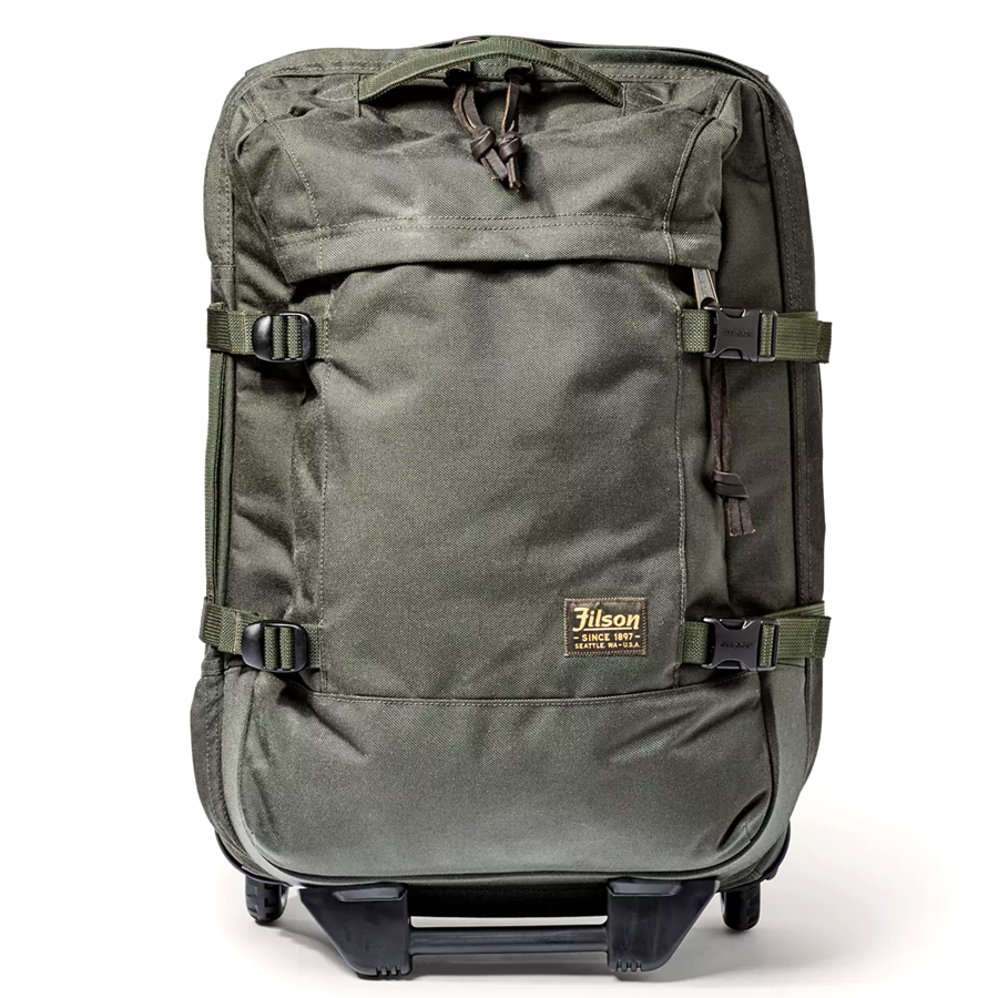 Dryden 2-Wheel Carry-On Bag - Otter Green