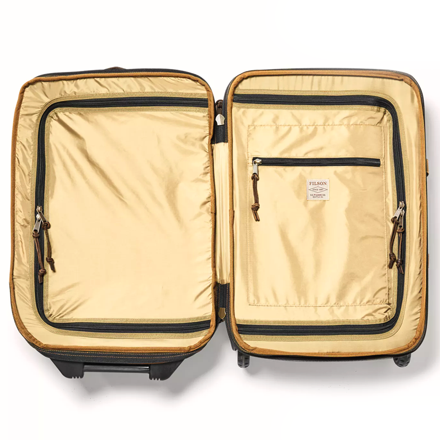 Dryden 2-Wheel Carry-On Bag - Whiskey