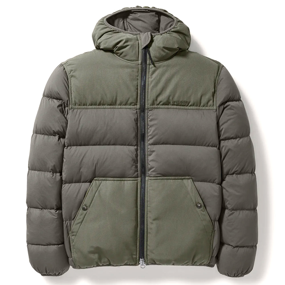 Featherweight Down Jacket - Otter Green