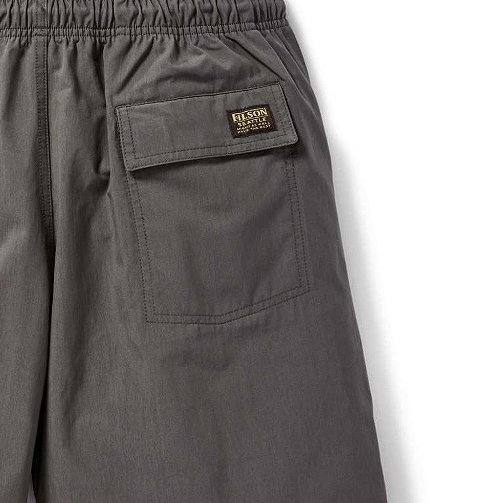 Green River Water Shorts - Charcoal
