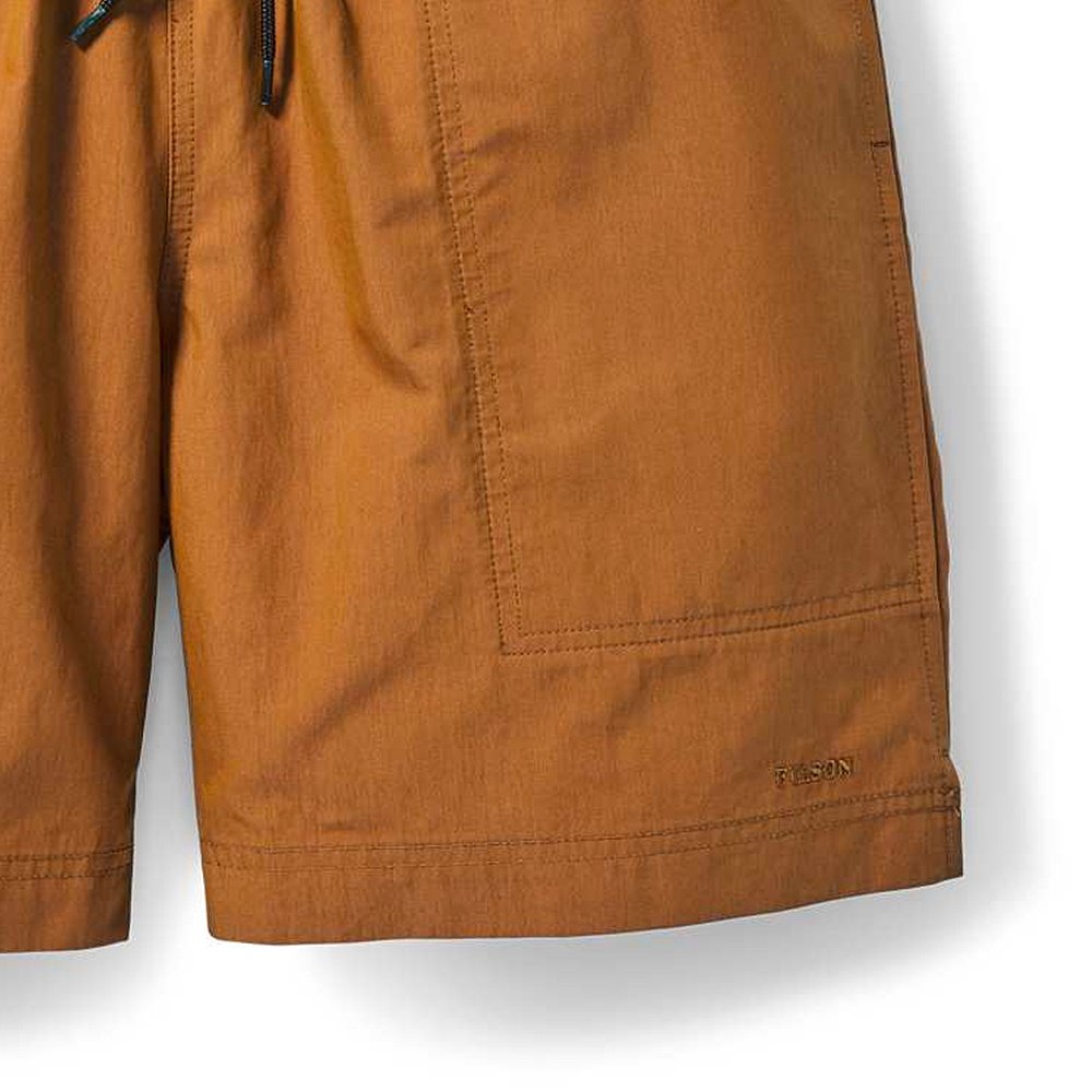 Green River Water Shorts - River Rust
