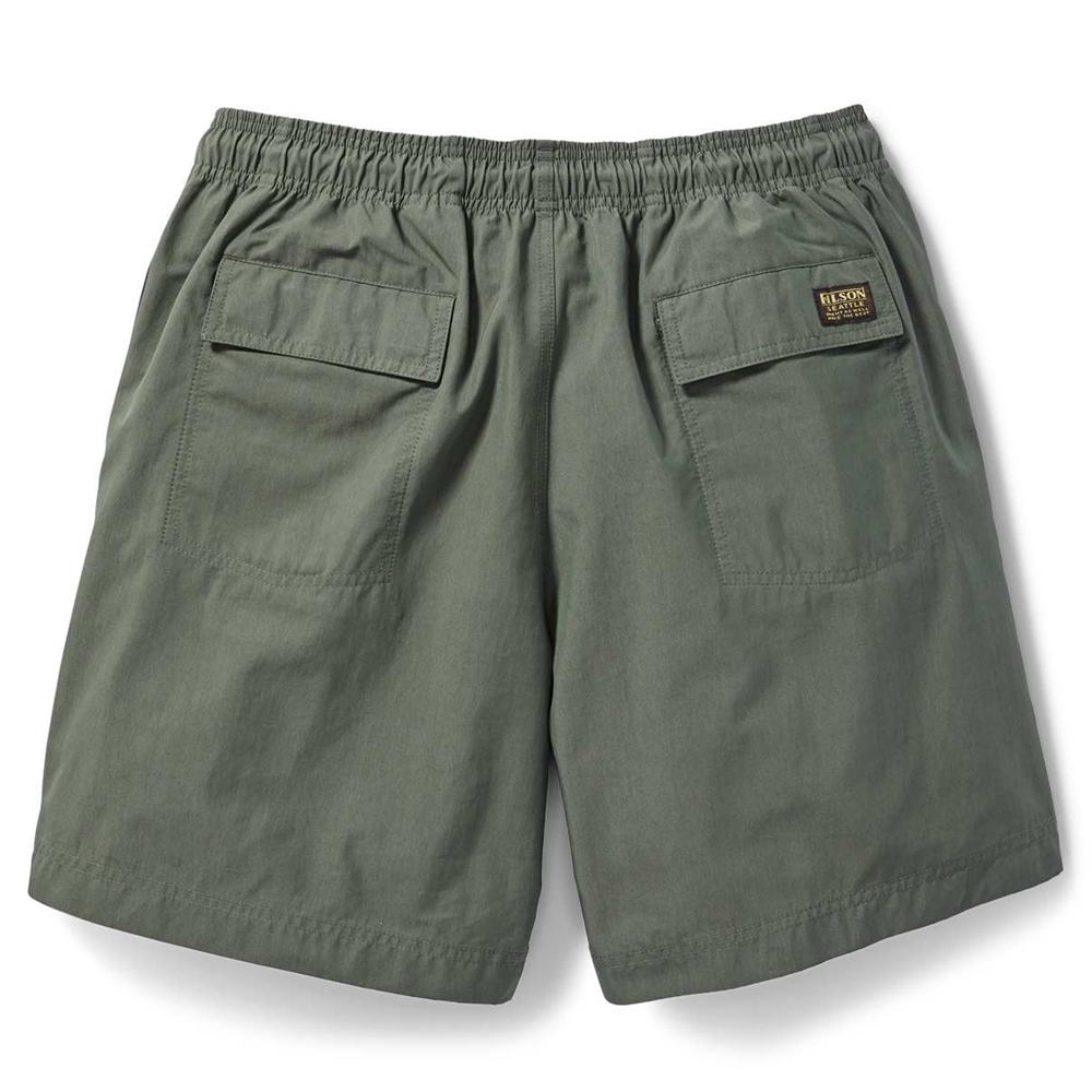 Green River Water Shorts - Service Green