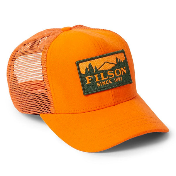 Logger Mesh Cap - Blaze Orange