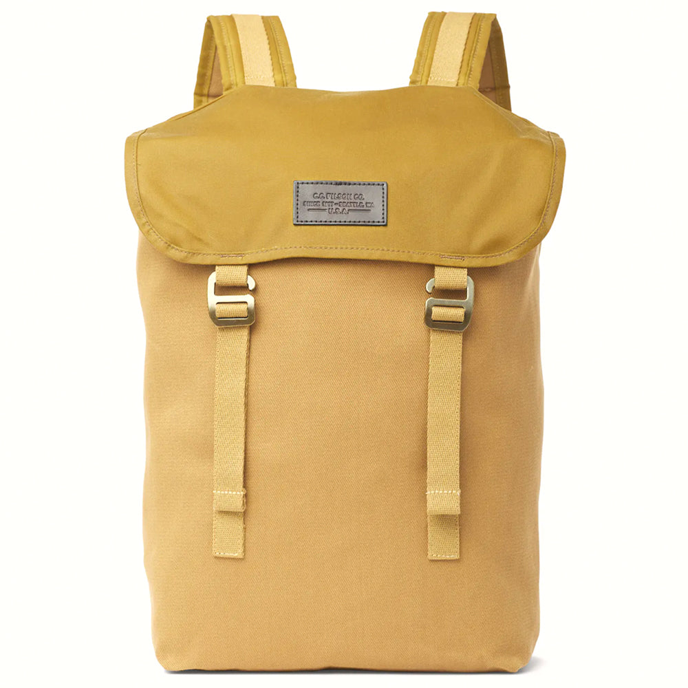 Rugged Twill Ranger Backpack - Tan