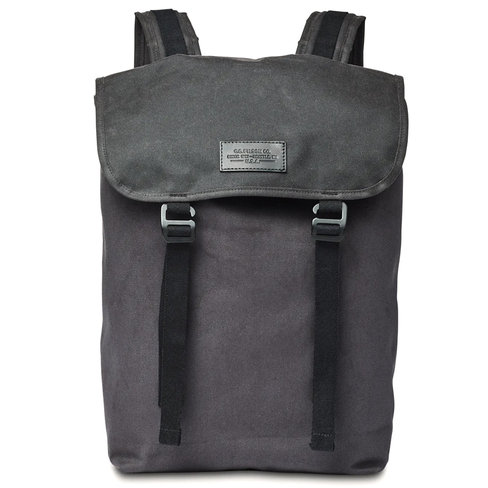 Rugged Twill Ranger Backpack - Cinder