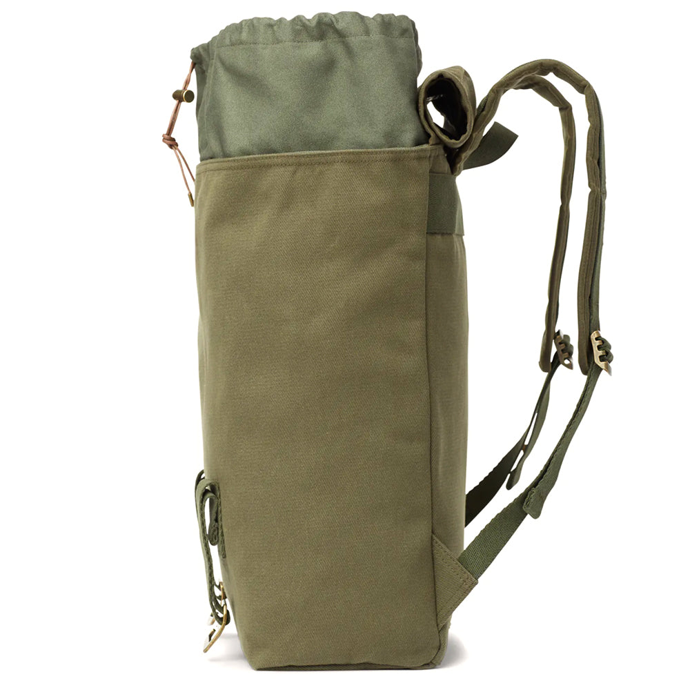 Rugged Twill Ranger Backpack - Otter Green