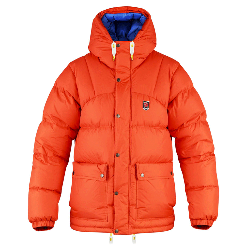 Expedition Down Lite Jacket - Flame Orange