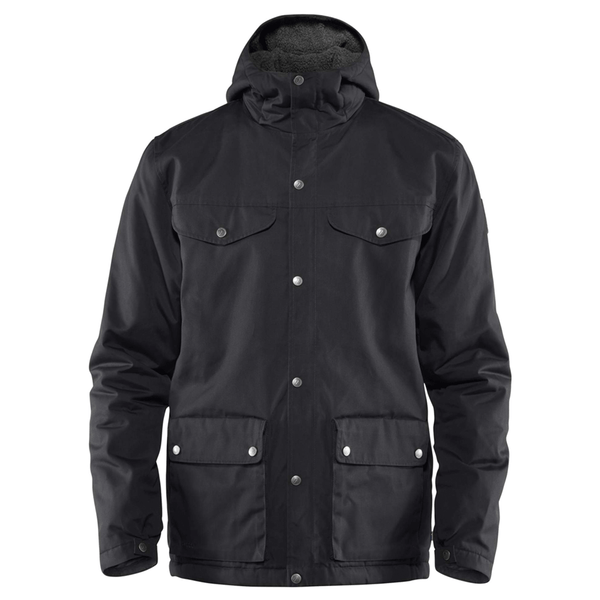 Greenland Winter Jacket - Black