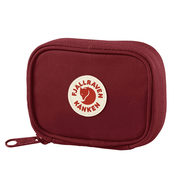 Kånken Card Wallet - Ox Red