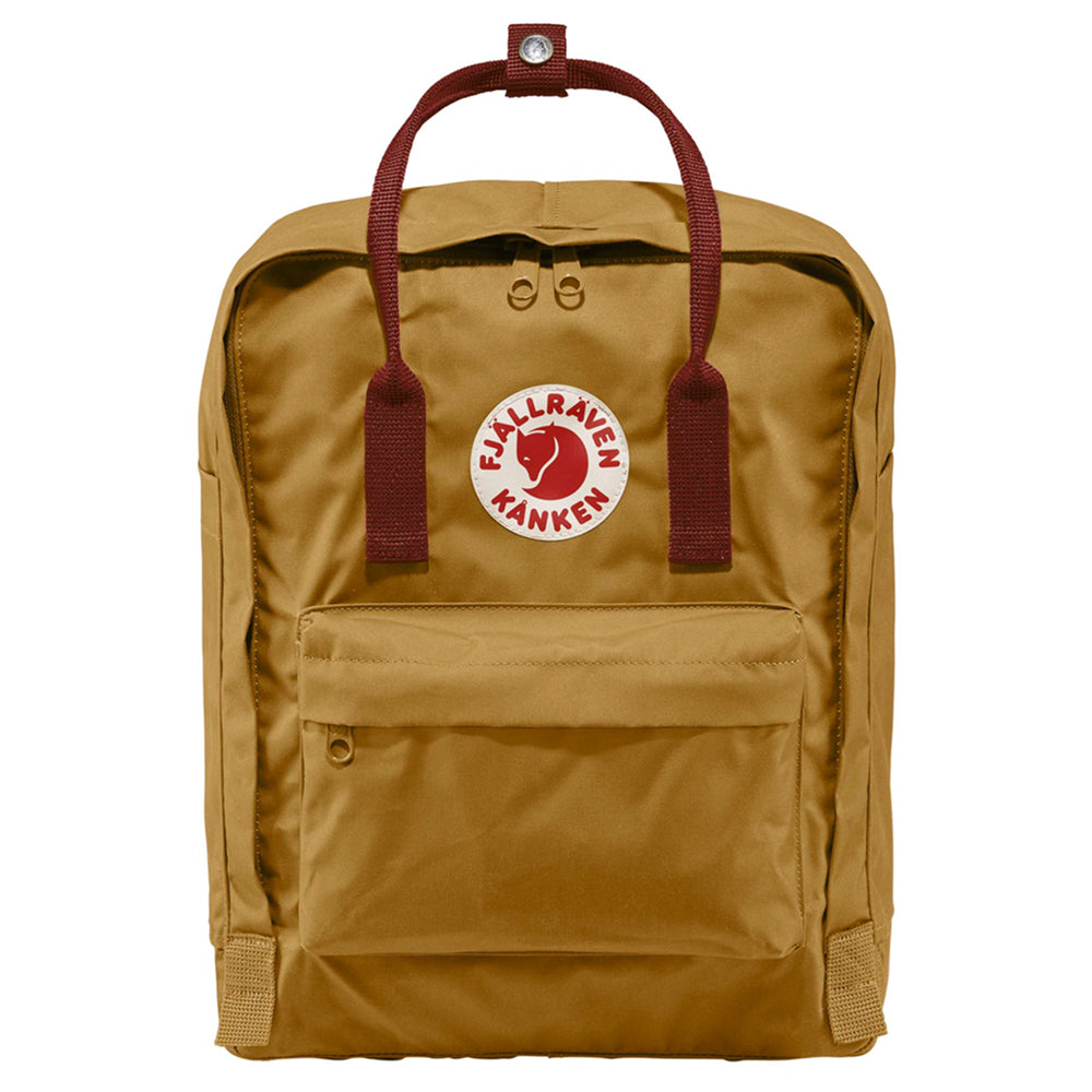 Kånken Classic Backpack - Acorn & Ox Red