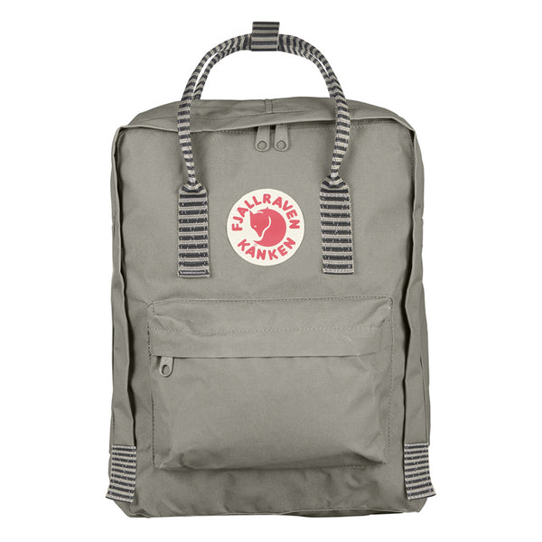 Kånken Classic Backpack - Fog & Striped