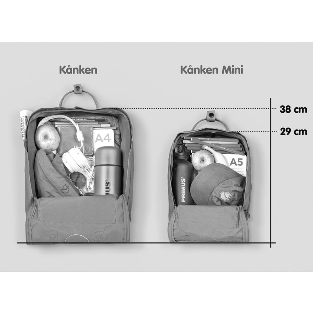 Kånken Mini Backpack - Super Grey