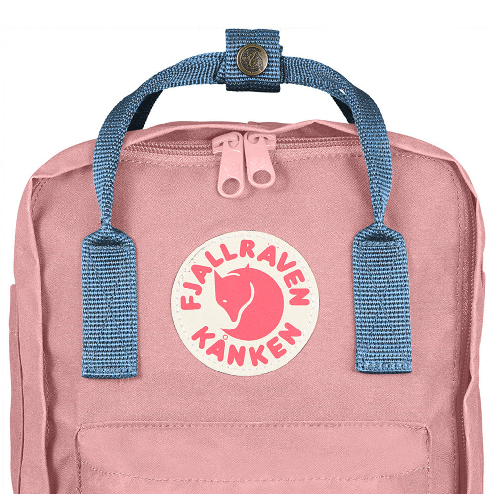 Kånken Mini Backpack - Pink & Air Blue