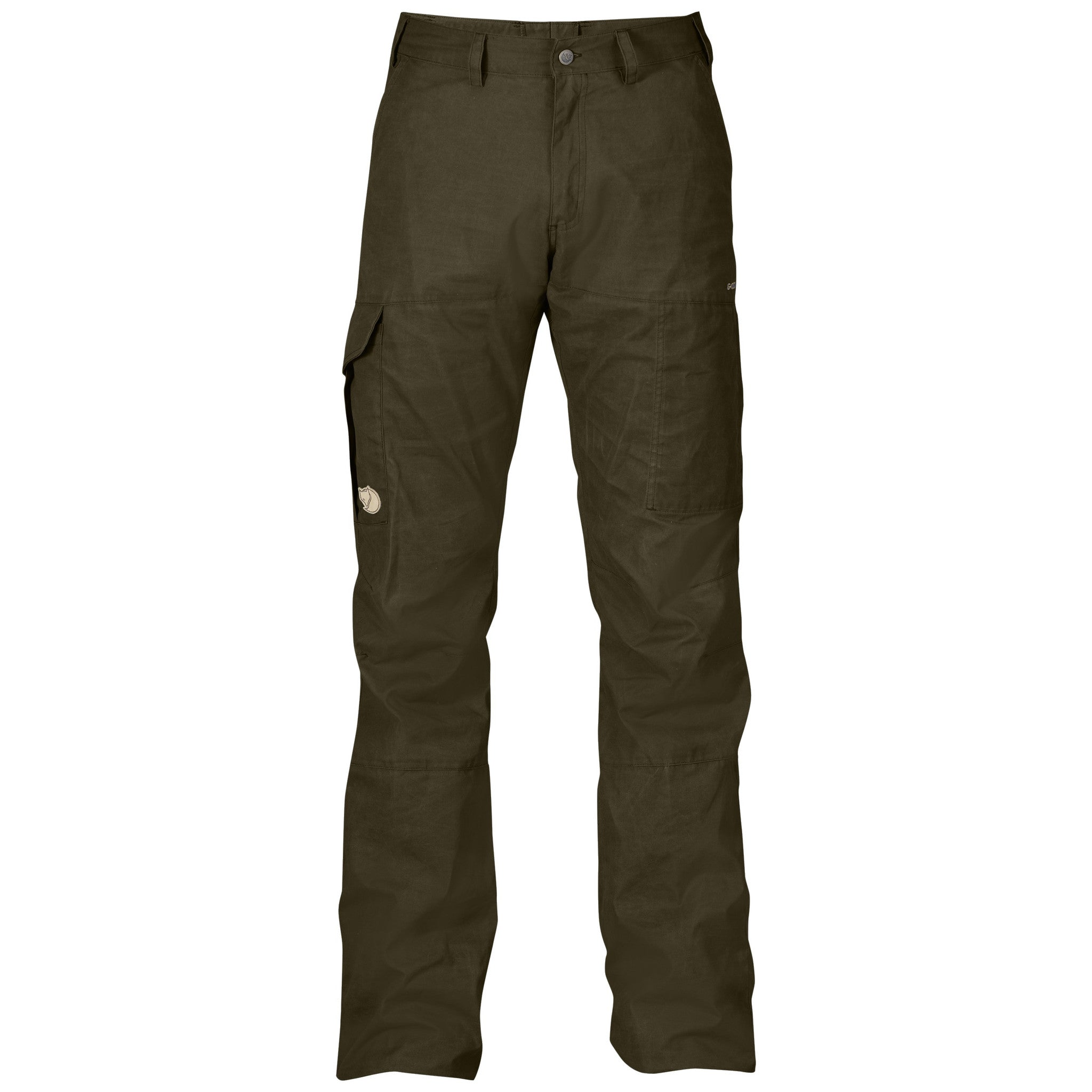 Karl Trousers - Dark Olive