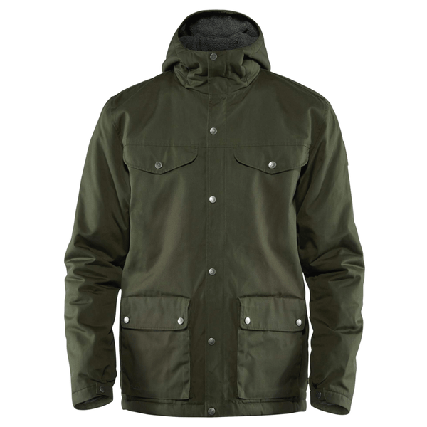 Greenland Winter Jacket - Deep Forest