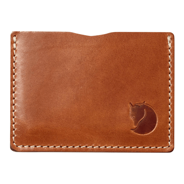 Övik Card Holder - Leather Cognac