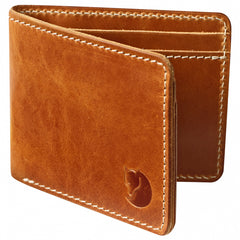 Övik Wallet - Leather Cognac