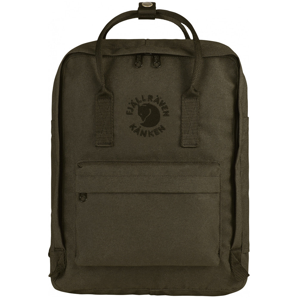 Re-Kånken Backpack - Dark Olive