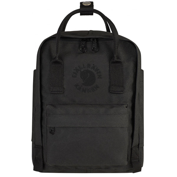 Re-Kånken Mini Backpack - Black