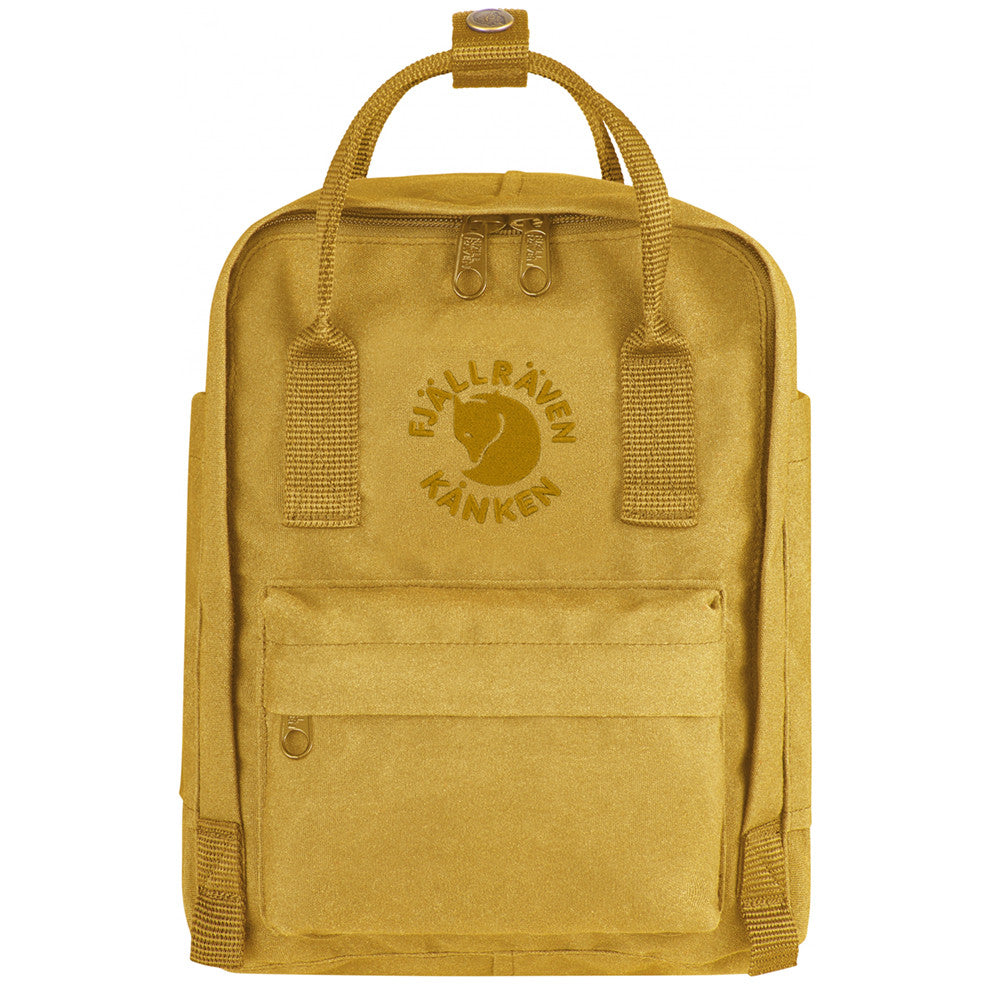 Re-Kånken Mini Backpack - Sunflower Yellow