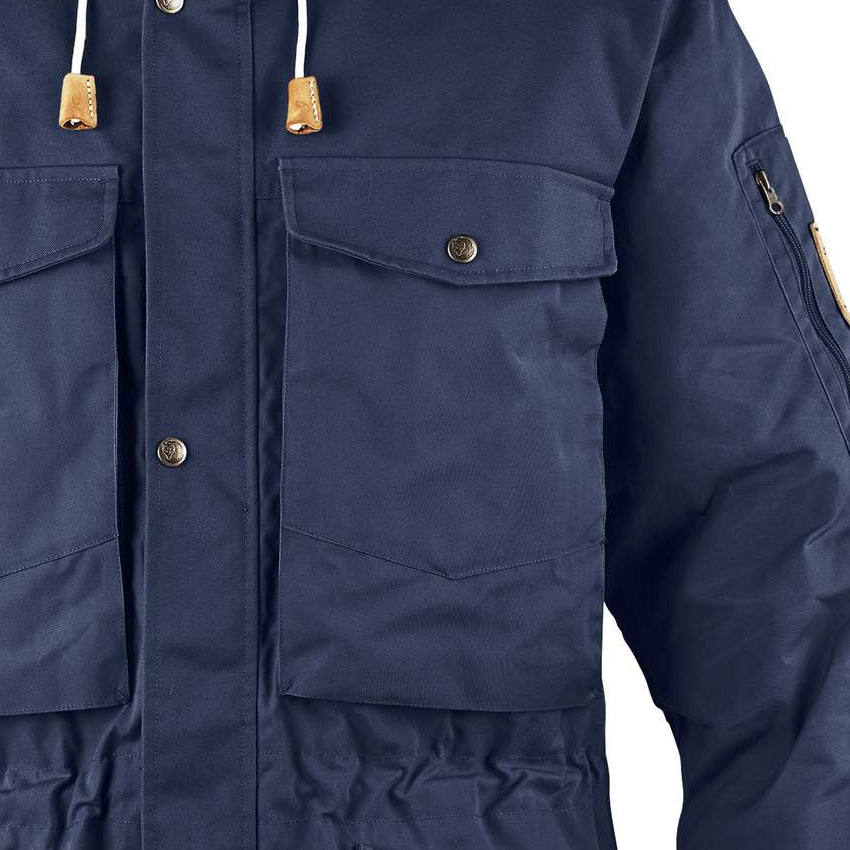 Singi Down Jacket - Dark Navy