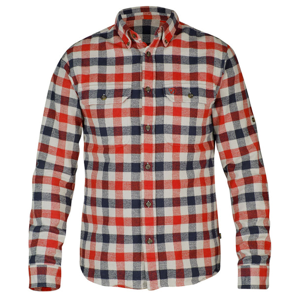 Skog Shirt - Red