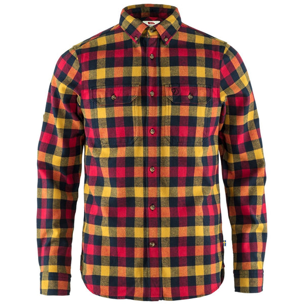 Skog Shirt - True Red