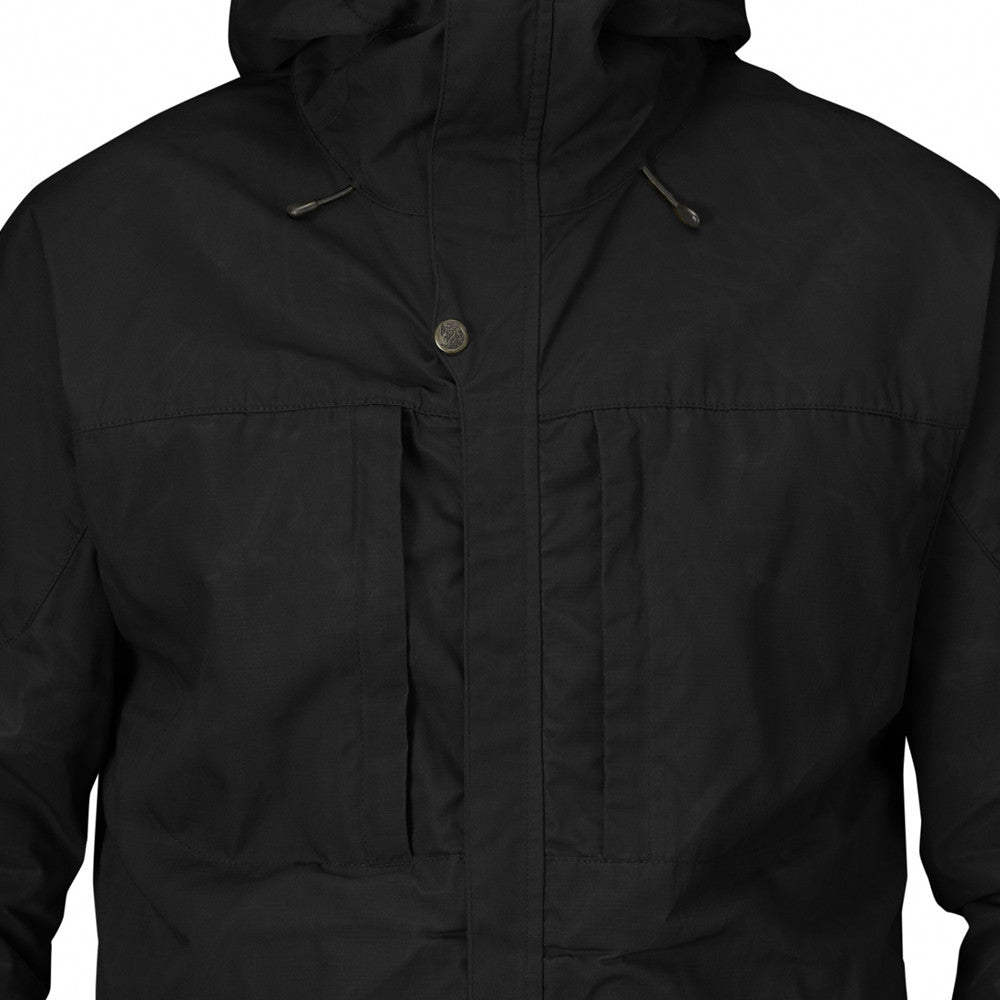 Skogsö Jacket - Black